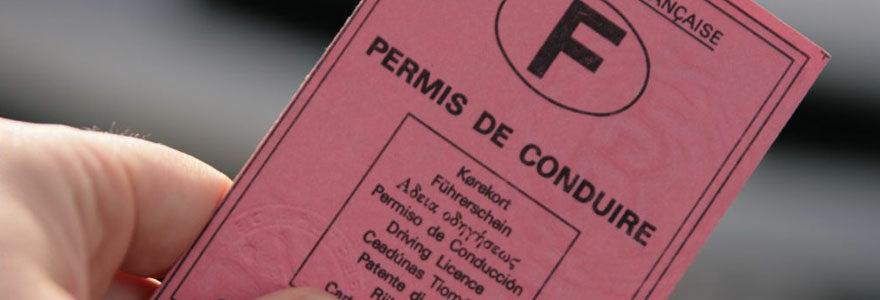 permis de conduire assermentée